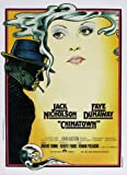 Chinatown Poster Italian 27x40 Roman Polanski Jack Nicholson Faye Dunaway