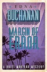 Margin of Error: A Britt Montero Mystery - Book Five (Britt Montero series 5)