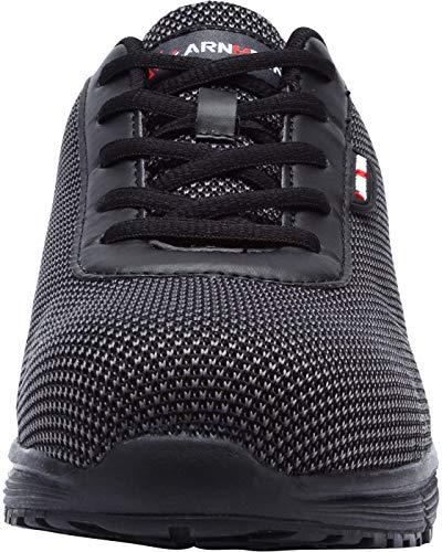 Buy black sneakers for work