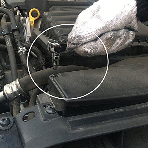 Mainpoint Star Torx Bit Socket Set 13 Pieces T8 - T70 CRV 1/2'' 3/8'' 1/4'' Drive by Mainpoint (Image #4)