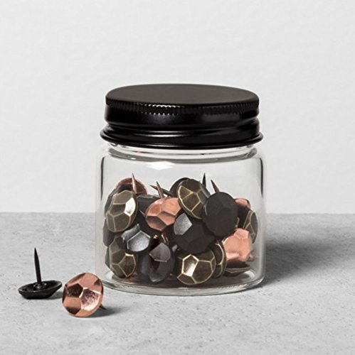 (Hearth & Hand™ with Magnolia Forged Push Pins/Thumb Tacks By Chip and Joanna Gaines - Magnolia Market - Fixer)