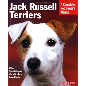 Jack Russell Terriers (Barron's Complete Pet Owner's Manuals) 1