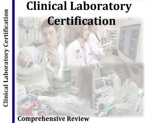 CLC Clinical Laboratory Certification Review; 5 Hours, 5 Audio CDs; Medical and Clinical Laboratory Technologists