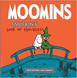 Book Moomins: Snufkin's Book of Thoughts