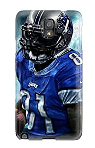 For Galaxy Case, High Quality Calvin Johnson For Galaxy Note 3 Cover Cases
