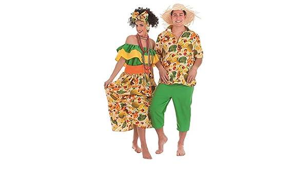 Creaciones Llopis- Disfraz Adulto, Multicolor (4969-AM): Amazon.es ...