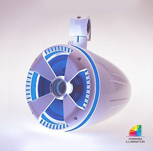 Soundstream LED-6RGB LED Speaker Rings 6.5''