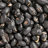 Roasted black beans - Hokkaido domestic craftsman has created and carefully roasting! (1kg)