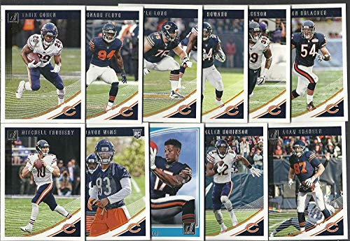 Top 10 recommendation chicago bears football cards 2017 for 2019