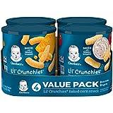 Gerber Graduates Lil Crunchies Mild Cheddar and Veggie Dip, 5.92 Ounce