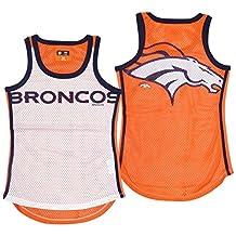 """Denver Broncos Women's G-III NFL """"Opening Kick"""" Jersey Tank Top"""