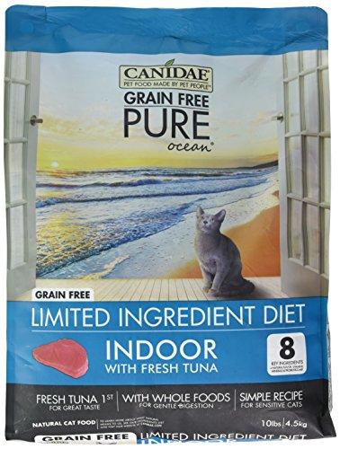 CANIDAE Grain Ocean Indoor Formula