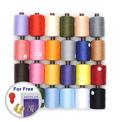 KEIMIX Polyester Sewing Threads