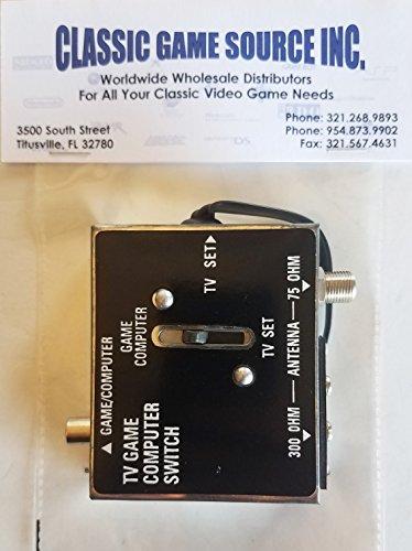 Atari 2600 Hookup RF TV