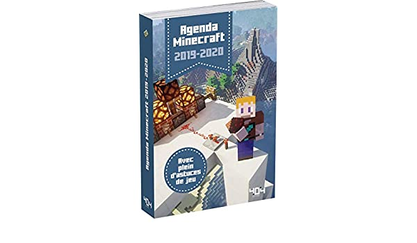Amazon.com: Agenda Minecraft (9791032402634): Books