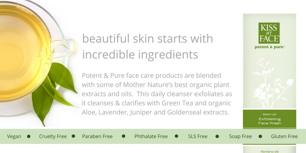 Start Up Exfoliating Face Wash by Kiss My Face #8