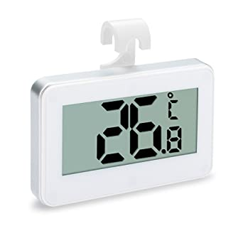 Mini termómetro digital para frigorífico, termómetro digital ...