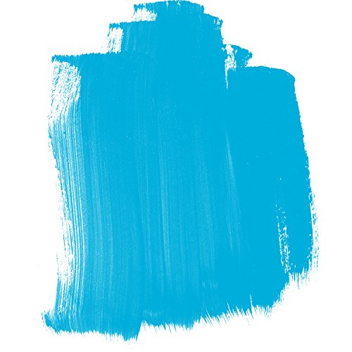 Cobra Water-Mixable Oil Color 40 ml Tube - Turquoise Blue by Cobra