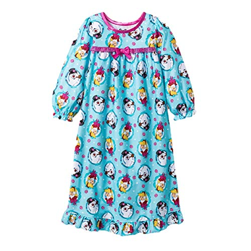 Frosty The Snowman Flannel Granny Nightgown Pajama (5t)