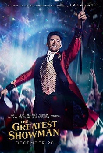 bribase shop The Greatest Showman 2017 Movie GIANT ART PRINT
