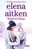 Winter's Burn: Small Town Holiday Romance (The Springs Book 3)