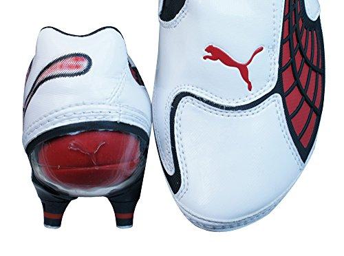 Puma - zapatillas de fútbol adultos unisex White