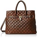 DEL MANO Status Convertible Top-Handle Bag