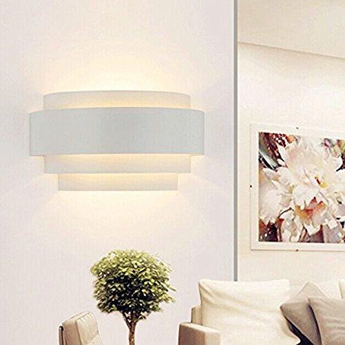 unimall appliques murales led design simple lampe murale applique interieur lumi re en m tal. Black Bedroom Furniture Sets. Home Design Ideas