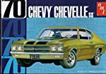 AMT AMT1143M 1/25 1970 Chevy Chevelle 22 2T by Amt