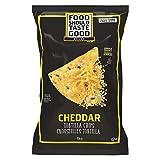 Food Should Taste Good Cheddar Tortilla Chips, 156g