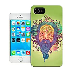 Unique Phone Case Painting Figure soothsayer by tilabgf Hard Cover for iPhone 4/4s cases-buythecase