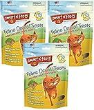 Cheap (Pack of 3) Smart n' Tasty Grain-Free Turducky All Natural Feline Dental Treats