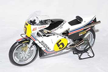 Suzuki Rgb500 Rgb 500 Marco Lucchinelli 1981 Nr 5 Motogp Moto Gp 1 12 Altaya