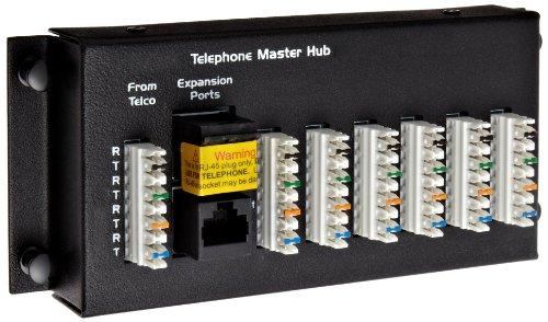 Telephone Master Hub (Morris Products 87154 Telephone Master Hub, 6-1/2