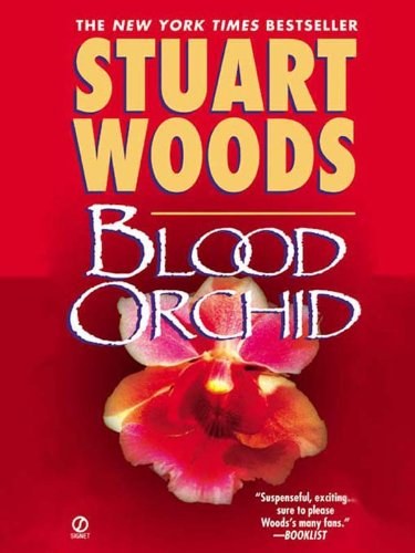 Blood Orchid (Holly Barker Series Book 3)