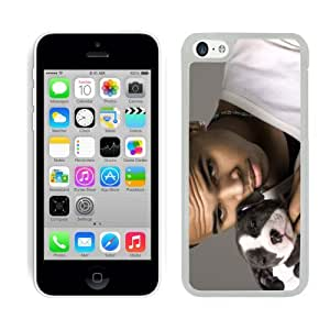 Chris Brown case fits iphone 5C cover hard protective (4) for apple i phone 5 c by ruishername