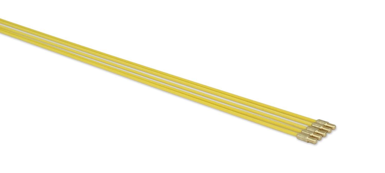 color amarillo Barra de repuesto Super Rod CR-YX5