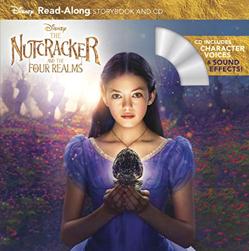 The Nutcracker and the Four Realms Read-Along Storybook and CD