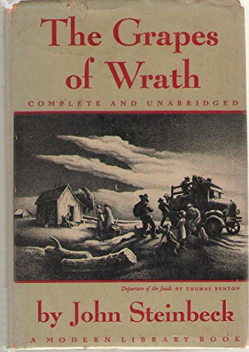 grapes of wrath hardcover - 5