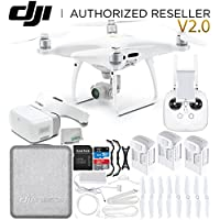 DJI Phantom 4 Pro V2.0/Version 2.0 Quadcopter Virtual Reality VR FPV POV Experience Ultimate Bundle