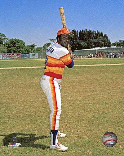 Joe Morgan Houston Astros MLB Action Photo (Size: 8
