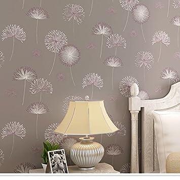 Tapete importiert Vliestapete Schlafzimmer romantisch ...