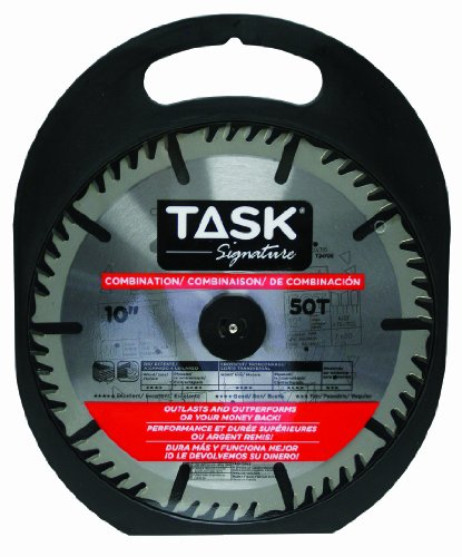 task-tools-t24705-10-inch-task-signature-saw-blade-with-combination-5-8-inch-arbor