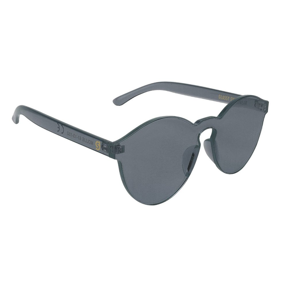 Glassy ユニセックスアダルト mollie  グレー B07FPRX7R9