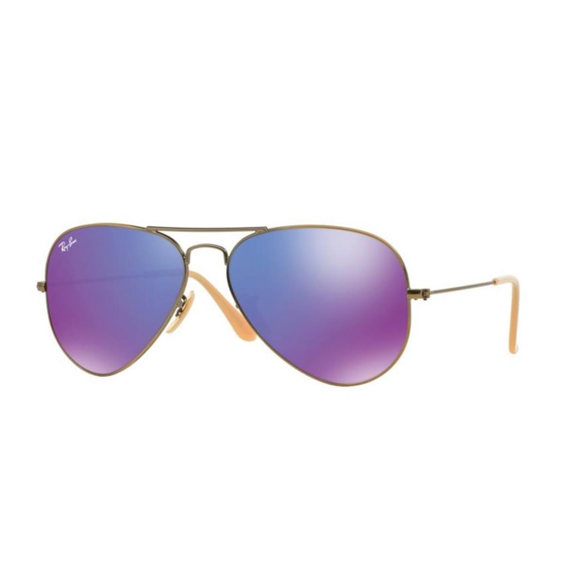 f6b79f1a19 Ray-Ban Aviator Large Metal Aviator Sunglasses