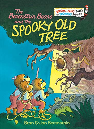 spooky old tree berenstain - 1