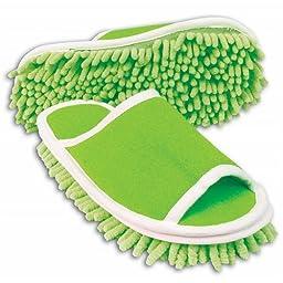 Evriholder Slipper Genie Microfiber, Green