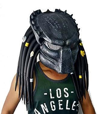 Amazon.com: Hotmodeltoy 1:1 Predator Replica Mask Latex