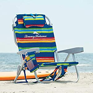 Tommy Bahama 2016 Beach Chair for Weighty Person