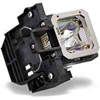 Jvc Dla-rs46u High Quality Compatible Replacement projector Lamp Bulb with Housing